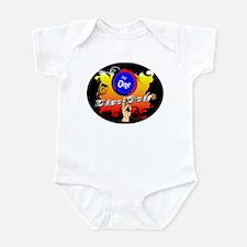 The Disc Infant Bodysuit