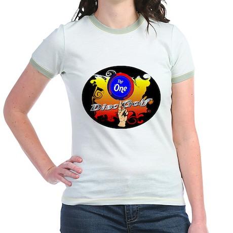 The Disc Jr. Ringer T-Shirt