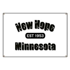 New Hope Established 1953 Banner