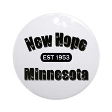 New Hope Established 1953 Ornament (Round)