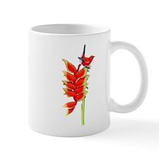 apapane. Mugs