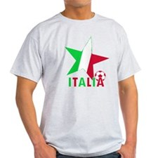 Italia soccer star T-Shirt