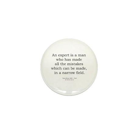 Niels Bohr Mini Button