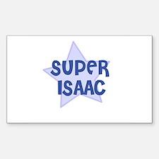 Super Isaac Rectangle Decal