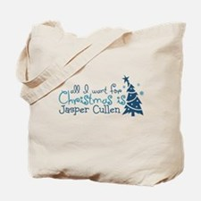All I want ... Jasper Cullen Tote Bag