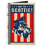 Obey the Scottie! USA Scottish Terrier Journal