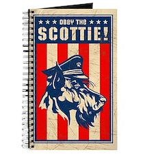 Obey the Scottie! USA Scottish Terrier Journal