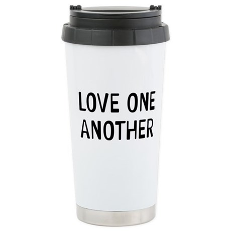 Love One Stainless Steel Travel Mug