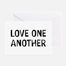 Love One Greeting Card