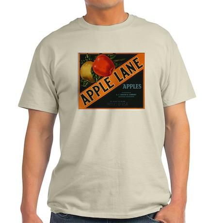 Vintage Fruit & Vegetable Lab Light T-Shirt