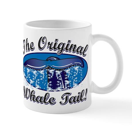 The Original Whale Tail Mug