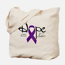 Hope - Lupus Tote Bag