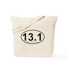 Half Marathon 13.1 Miles Tote Bag
