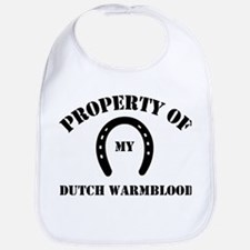 My Dutch Warmblood Bib