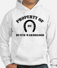 My Dutch Warmblood Hoodie