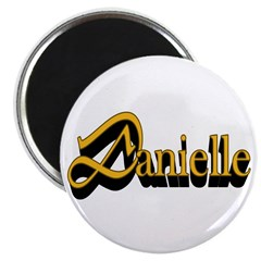 "Danielle 2.25"" Magnets (100 pack)"