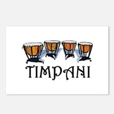 Timpani Postcards (Package of 8)