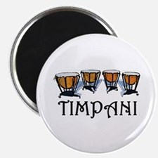Timpani Magnet