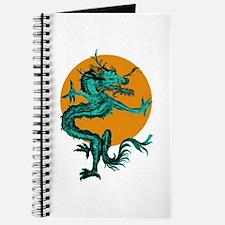 Midnight Moon Dragon Journal