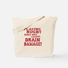 Drain Bamage Tote Bag