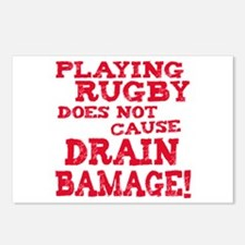 Drain Bamage Postcards (Package of 8)