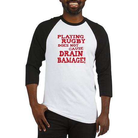 Drain Bamage Baseball Jersey