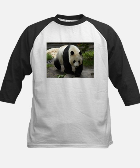 Panda Bear Mother Kids Baseball Jersey