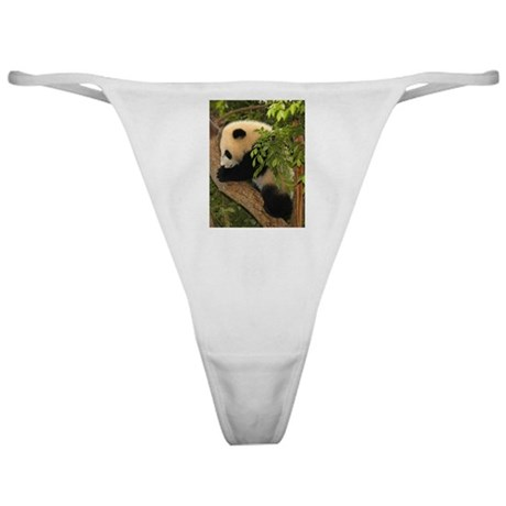Giant Panda Baby 2 Classic Thong