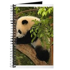 Giant Panda Baby 2 Journal