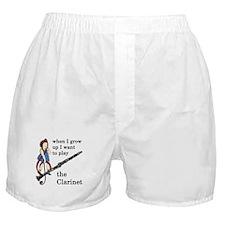 Clarinet Boxer Shorts