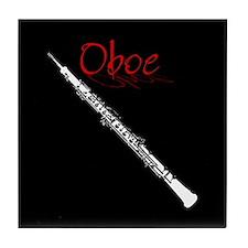Oboe Art Tile