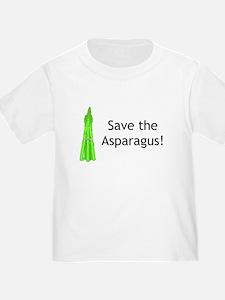 Save the Asparagus T