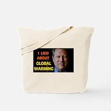 HE ADMITS HE LIED Tote Bag