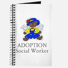 Adoption SW Bear Angel Journal