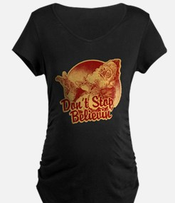 Don't Stop Believing in Santa T-Shirt