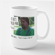 Fat Bob's Trailer Park Large Mug