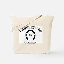 My Canadian Tote Bag