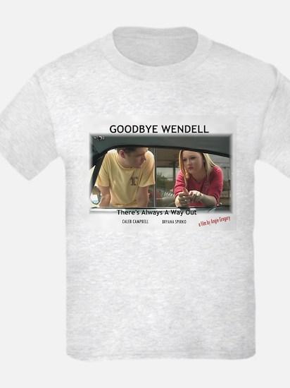Goodbye Wendell T-Shirt
