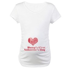 Bump's First Valentine's Day Shirt