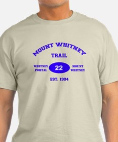 Mount Whitney Trail T-Shirt