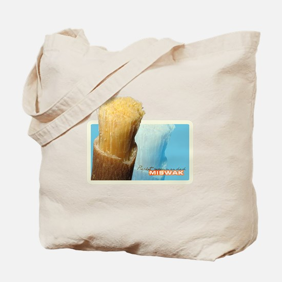 Miswak, Prophet recommended Tote Bag