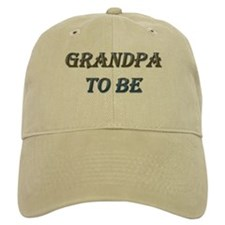 Grandpa To Be Baseball Cap