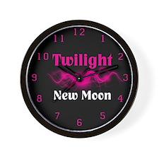Funny Twilight wall Wall Clock