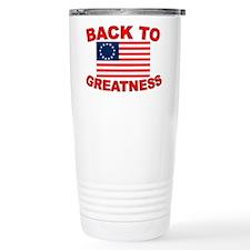 Back to Greatness Thermos Mug