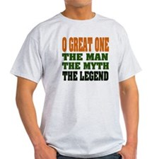 O Great One Legend T-Shirt