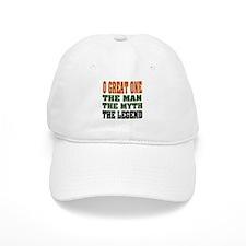 O Great One Legend Baseball Cap