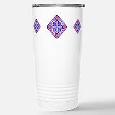 healing mandala Stainless Steel Travel Mug