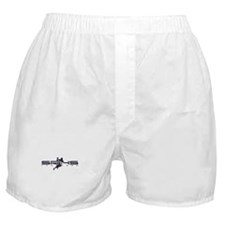 Cute High school lacrosse Boxer Shorts
