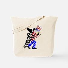 Health-Cross Tote Bag