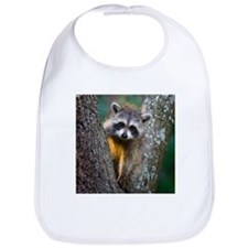 Baby Raccoon Bib